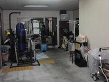 cafe Lantern施工前内観