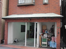 cafe Lantern施工前外観