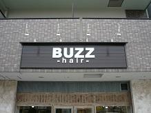 BUZZ hair 外観2