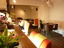 CAFE LOTUS内観2
