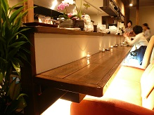 CAFE LOTUS内観3