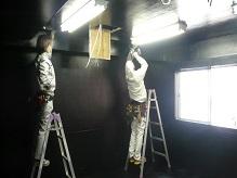 スタジオ リズメロ 施工中8